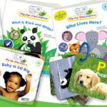 FREE Baby Einstein Books Set: LAST DAY!
