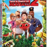 Cloudy With a Chance of Meatballs 2 Blu Ray/DVD Combo Pack only $9.99!