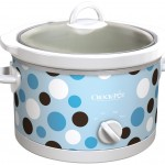 Crock Pot Polka Dot Slow Cooker just $16.88!