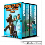The Complete Minecraft Series FREE for Kindle!