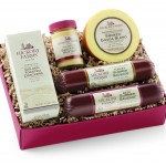 Hickory Farms Beef & Turkey Gift Basket Giveaway!