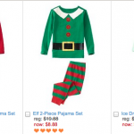 Crazy 8 Holiday PJs just $8.88 EACH!
