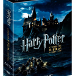 Harry Potter 8 DVD Boxed set only $24.99!