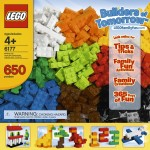 LEGO Bricks & More Builders of Tomorrow 650 piece Set Lowest price EVER!