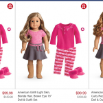 American Girl Dolls on sale for $99.99!