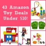Amazon Toy Deals Under $10