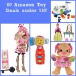 60 Amazon Toy Deals under $5!