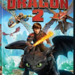 How to Train Your Dragon 2 DVD only $9.99!