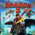 How to Train Your Dragon 2 Blu Ray/DVD Combo Pack only $10!