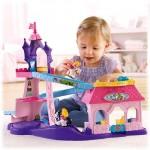 Fisher Price Little People Disney Princess Klip Klop Stable 50% off!