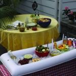 Inflatable Salad Bar on sale for $6.99