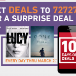 Redbox 10 Days of Deals by Text!
