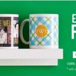 FREE Personalized Photo Mug from Tiny Prints!