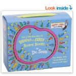 Dr. Seuss Board Books set 67% off!