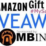 Win a $50 Amazon Gift Card #MySafeHome