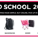 Kohl's Back to School Deals!
