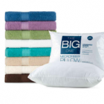 Kohl's STOCK UP Deals on Bath Towels & Pillows!