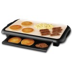 Oster Ceramic Griddle with Warming Tray 38% off!