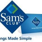 Groupon Sam's Club Membership Deal!