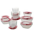 Rubbermaid Easy Find Lid Glass Food Storage Set 33% off!