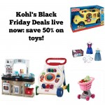 Kohl's Black Friday Toy Deals Live NOW!