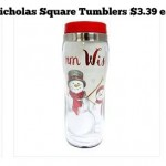 St Nicholas Square Tumblers only $3.39!