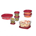 Rubbermaid 18 piece Easy Find Lid Set only $7.99!