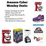 Amazon Cyber Monday Deals:  KitchenAid Mixer, Blendtec & more!