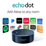 Amazon Echo Dot on sale for $39.99!