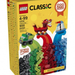 LEGO Classic Brick Box in stock for $20!