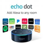 Amazon Echo Dot only $29.99!
