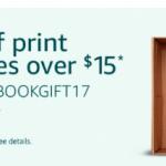 Amazon $5 off books coupon!!