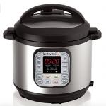 Instant Pot 6 Quart 7-in-1 Pressure Cooker only $58.99!