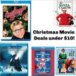 Amazon CHEAP Christmas Movies!